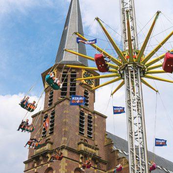 Kermis Hoorn 2020 gaat aangepast door